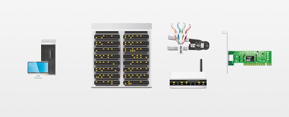 EDV / IT / Netzwerk-Technik für UNternehmen und Privathaushalte