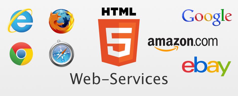 Web-Services, von Webdesign, Domainregistrierung, Webhosting, Suchmaschinenoptimierung über eCommerce / Online-Shop bis hin zu Affiliate-Marketing