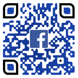 QR-Code für CO-RO auf Facebook