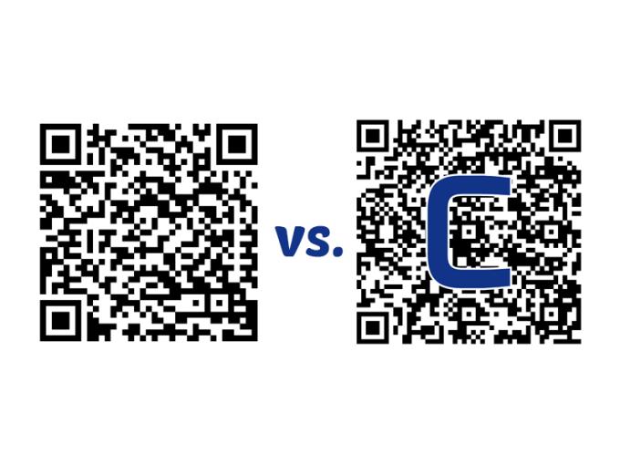 QR-Code mit Logo