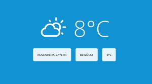 digital signage - wir bieten nicht nur Wetter als Content