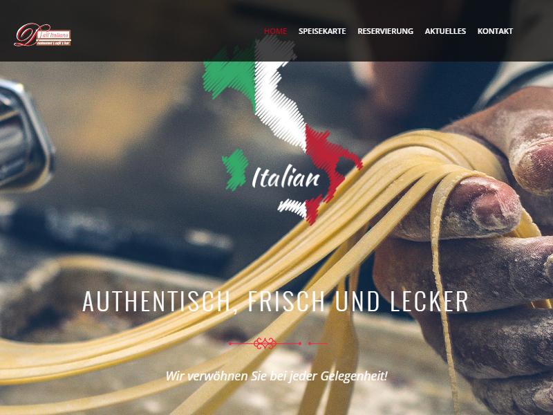 Dall' Italiano – italienisch Essen am Bodensee