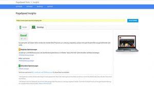 Strato und Google Pagespeed